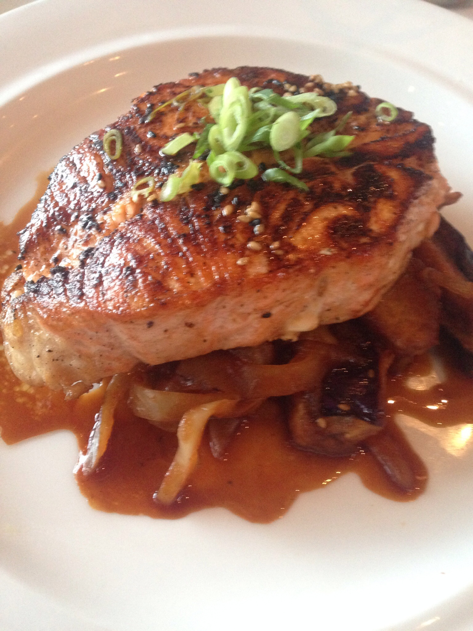 Restaurant week 2girlsindc for Passion fish reston menu